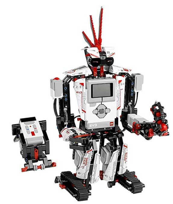 ROBOT kits with remote control for kids